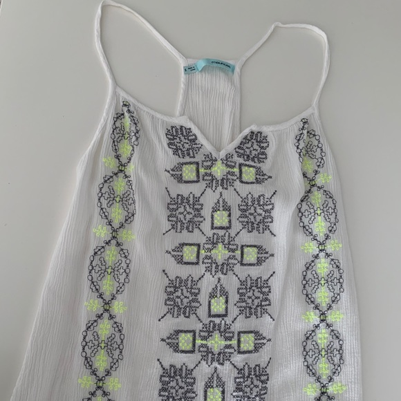 Maurices Tops - Maurices tribal boho tank